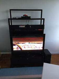 Solid Tv unit Port Kembla Wollongong Area Preview