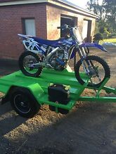 YZ250f Castlemaine Mount Alexander Area Preview