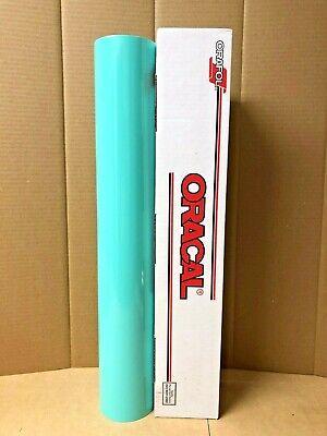 Oracal 651 1 Roll 24 X 10yd 30ft Mint 055 Gloss Sign Vinyl