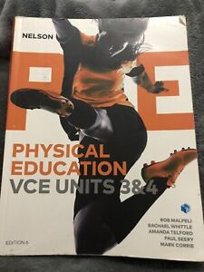 Physical education Unit 3&4
