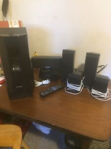Surround Speakers and other stereo equipment