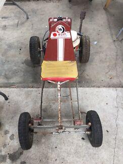 Antique Go Kart