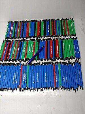 150 Wholesale Lot Misprint Plastic Mechanical Pencils With Extra Lead Flashlig