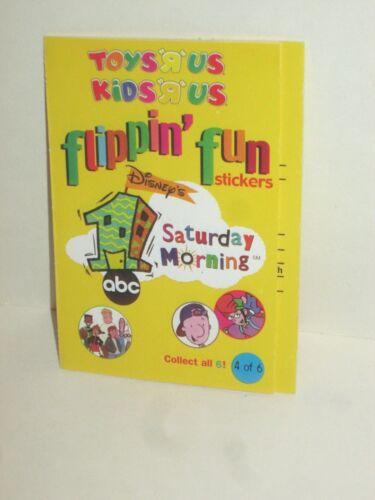 DISNEY TOYS & KIDS R US STORE FLIPPIN
