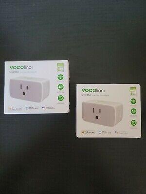 VOCOlinc SmartBar Smart Outlet (two plugs)