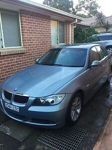 2005 BMW 320i e90 logbooks quick sale or swap Mps wrx etc Revesby Bankstown Area Preview