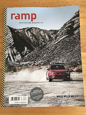 ramp Auto.Kultur.Magazin # Ausgabe 19 Herbst 2012, WILD WILD WEST, ungelesen (Ramp-auto)