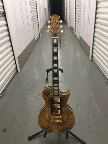 Brand New MAZETI AE-605 electric guitar, Body-Spalded Maple Top, Mahogany back,