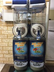 Slushy Machine Twin Barrel. Canning Vale Canning Area Preview