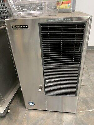 Hoshizaki Km-630mah 650 Lb Crescent Ice Cube Machine Head Unit Only-air Cooled