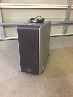 Sony Powered Subwoofer SA-WVS300