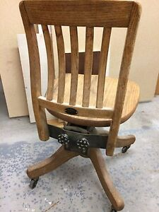 H Krug Furniture Co. chair