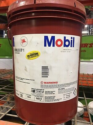 Mobil Mobilux EP 1 Lithium Grease