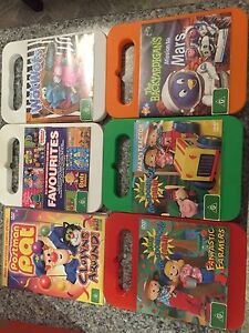Children's DVD'S Mornington Clarence Area Preview