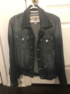 Selling True Religion jean jacket
