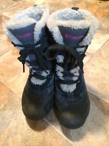 Columbia winter boots - size 1