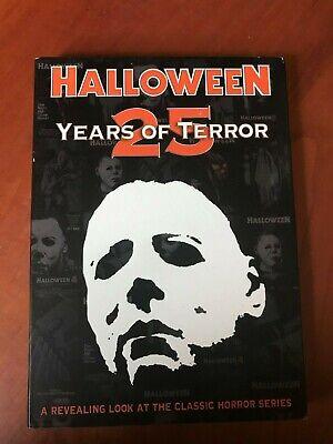 25 Years Of Halloween (Halloween 25 Years of Terror (Anchor Bay, 2)
