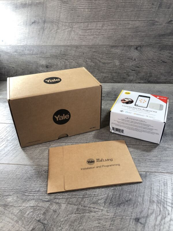 YALE ASSURE LOCK SL AND YALE ACCESS UPGRADE KIT-   BRAND NEW!!