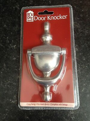 It's DIY Time - Door Knocker