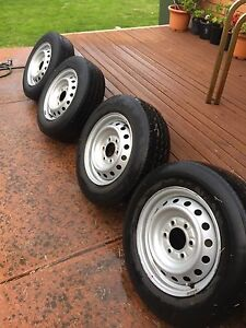 Steel wheels Mazda BT 50, R16 South Morang Whittlesea Area Preview