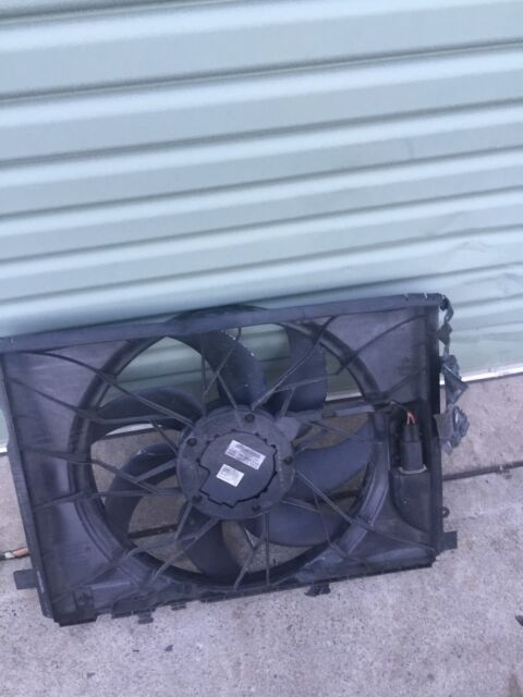 MERCEDES W204 C200K 2008 RADIATOR FAN -COMPLETE | Other