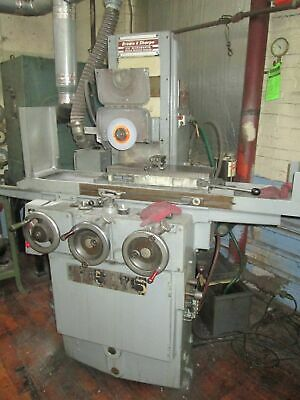 Brown Sharpe Micromaster 618 Surface Grinder 2 Axis Auto