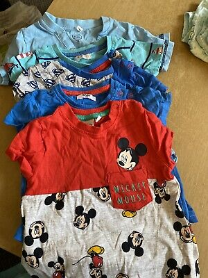 Baby Boy Bundle Clothes 6-9