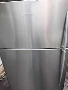 Left Hand Hinged Fridge F&P 517LT S/Steel Excellent Working Condi Castle Hill The Hills District Preview