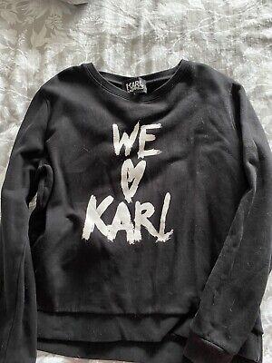 Karl Lagerfeld Jumper Size M