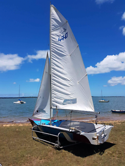 16ft Sailboat