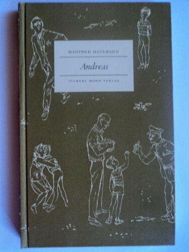 Andreas Geschichten um Martins Vater von Manfred Hausmann 1957