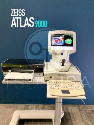 Zeiss ATLAS 9000 Corneal Topography