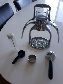 Presso Manual Espresso Maker - Great for camping!
