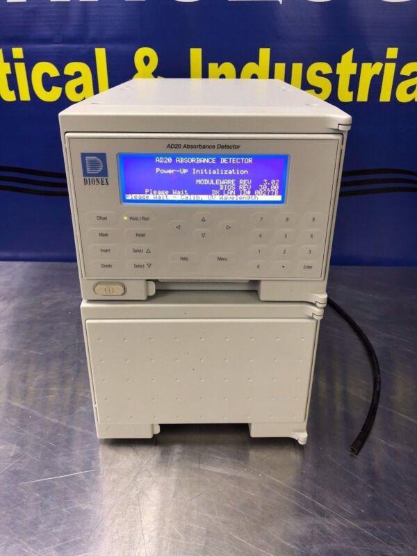 Dionex AD20 Absorbance Detector M/N AD20-1
