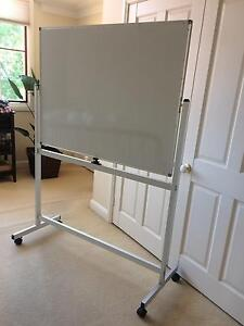 Mobile Magnetic Whiteboard 900 x 1200 mm Pymble Ku-ring-gai Area Preview