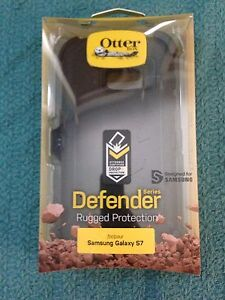 Otterbox Defender for Galaxy S7 and Mori X play