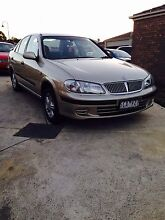 2003 Nissan Pulsar Bakery Hill Ballarat City Preview