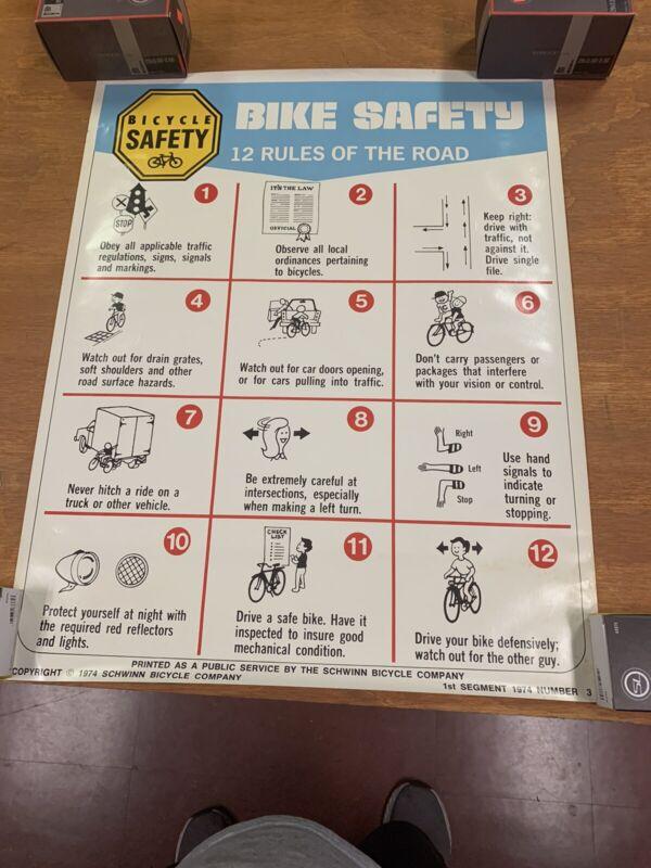 Schwinn Bicycle Poster