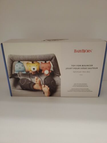 Baby Bjorn Toy For Baby Bouncer Soft Friends BabyBjorn Free Shipping  - $59.99