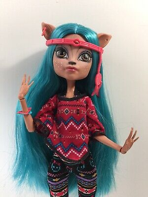 Monster High - Isi Dawndancer - Used