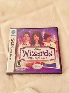 Nintendo DS Disney Wizards of Waverly Place