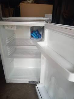 fridge and bar fridge for sale