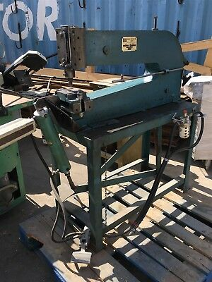 Pexto Roper Whitney 5-ton Pneumatic Kick Press - 68