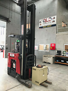 Raymond 1.6 Ton Stand On Reach Truck Luscombe Gold Coast North Preview