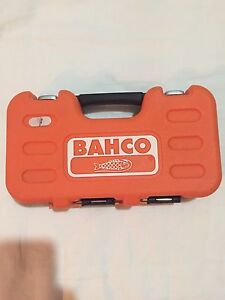 BAHCO Socket Set - 34 piece Ascot Vale Moonee Valley Preview