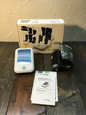 Welch Allyn Home H-bp100sbp Blood Pressure Monitor Read