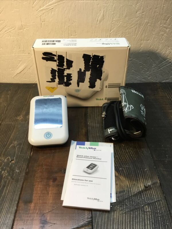 "Welch Allyn Home H-BP100SBP Blood Pressure Monitor ""Read"""