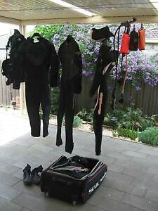 Scuba Diving Gear Narre Warren South Casey Area Preview