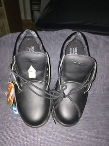 Steel Toed Work Shoes —-New Price