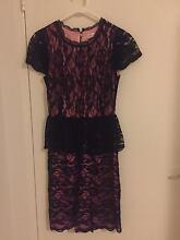 Alannah Hill Peplum Dress - Excellent condition Edgecliff Eastern Suburbs Preview